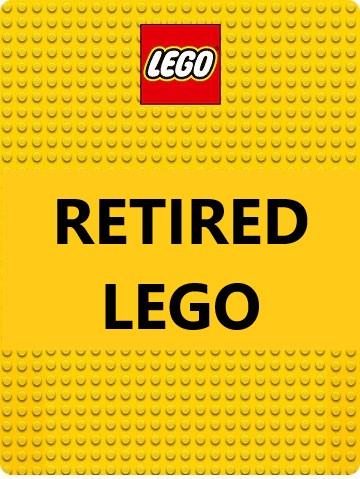 RETIRED LEGO