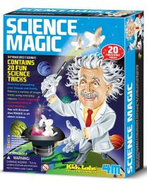 KidzLabs Science Magic, 20 Tricks