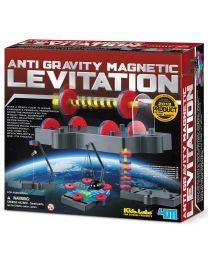 Anti Gravity Magnetic Levitation
