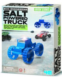 Eco-Engineering Salt Powered Truck