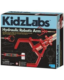 KidzLabs Hydraulic Robot Arm