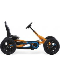 Buddy B-Orange Pedal Go-Kart