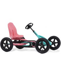 Buddy Lua, Pedal Go-Kart