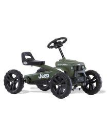 Buzzy Jeep Sahara Pedal Go-Kart