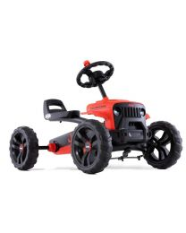 Buzzy Jeep Rubicon Pedal Go-Kart