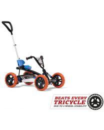 Buzzy Nitro 2-in-1 Pedal Go-Kart