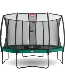 Champion 11ft Trampoline with Deluxe Safety Net