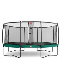 Champion 14ft Trampoline with Deluxe Safety Net