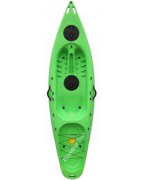 Nero, 9.4' Single Sit on Top Kayak, Green