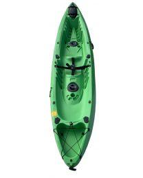 Roamer, 12' Tandem Sit on Top Kayak, Green