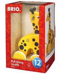 Pull-along Giraffe