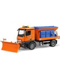 MB Arocs Snow Plow Truck