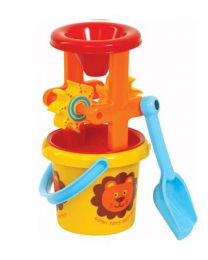 Bucket Mill Sand Set, 3 Parts
