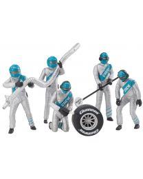Set of Figures, Mechanics, Silver
