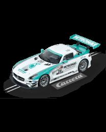 """Digital 124, Mercedes-Benz SLS AMG GT3 """"Petronas, No.28"""""""