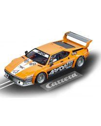 """Digital 124, BMW M1 Procar """"No.80"""", M1 Procar Serie Zandvoort 1979"""
