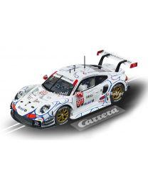 Digital 124, Porsche 911 RSR #911