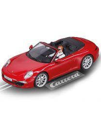Digital 132, Porsche 911 Carrera S Cabriolet (Red)