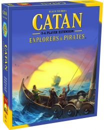 Catan – Explorers & Pirates 5-6 Player Extension