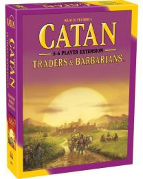 Catan – Traders & Barbarians 5-6 Player Extension