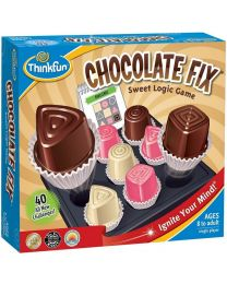 Chocolate Fix Logic Game