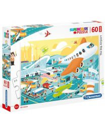 The Big Airport, 60 Piece Puzzle