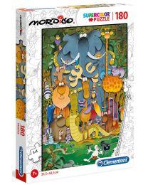 Mordillo, The Picture, 180 Piece Puzzle