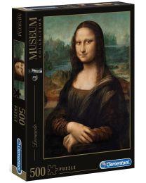 Leonardo, Mona Lisa, 500 Piece Puzzle