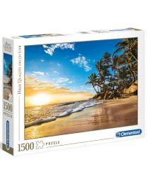 Tropical Sunrise, 1500 Piece Puzzle