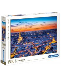 Paris View, 1500 Piece Puzzle