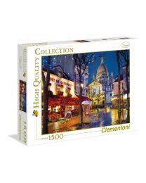 Paris, Montmartre, 1500 Piece Puzzle