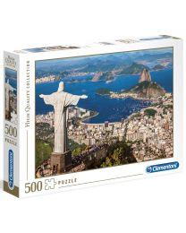 Rio De Janeiro, 500 Piece Puzzle