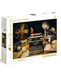 The Typewriter, 500 Piece Puzzle