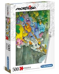 Mordillo, The Surrender, 500 Piece Puzzle