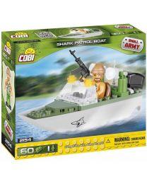 Shark Patrol Boat