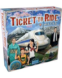 Ticket to Ride: Japan + Italy Expansion