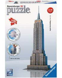 Empire State Building, 216 pc 3D Puzzle