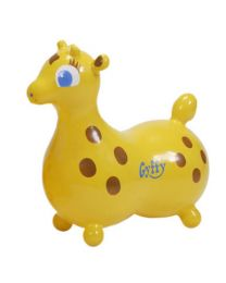 Gyffy The Giraffe (Yellow)