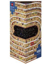Historia Comica 1, Marino Degano, 4000 Piece Puzzle