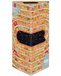 Historia Comica 2, Marino Degano, 4000 Piece Puzzle