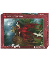Swans, Forgotten, 1000 Piece Puzzle