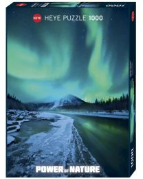 Northern Lights, Power of Nature, 1000 Piece Puzzle