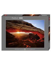 Mesa Arch, Humboldt, 1000 Piece Puzzle