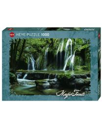 Cascades, Magic Forests, 1000 Piece Puzzle