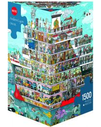 Cruise, Anders Lyon, 1500 Piece Puzzle