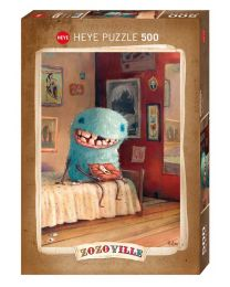 Milk Tooth, Zozoville, 500 Piece Puzzle