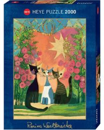 Roses, Rosina Wachtmeister, 2000 Piece Puzzle