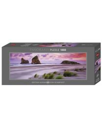 Wharikiki Beach, Humboldt, 1000 Piece Panorama Puzzle
