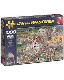 The Zoo, Jan van Haasteren, 1000 Piece Puzzle
