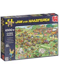 Lawn Mower Race, Jan Van Haasteren, 1000 Piece Puzzle